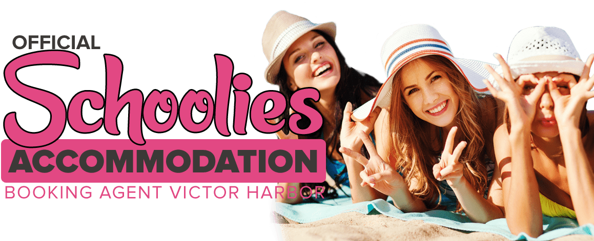 Official Schoolies Accommodation Booking Agent Victor Harbor